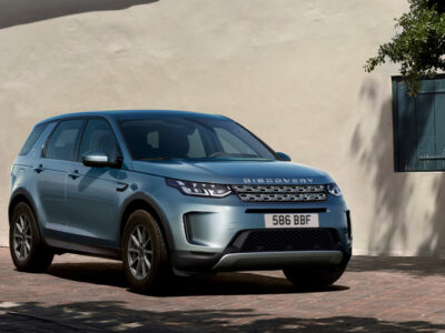 Discovery Sport S 2.0 MHEV, AWD