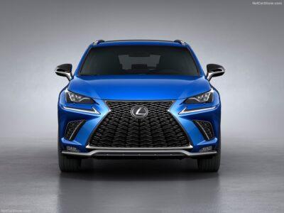 Lexus NX F Impression